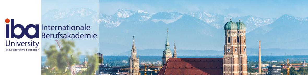 iba - Duales Bachelor Studium München - Willkommen