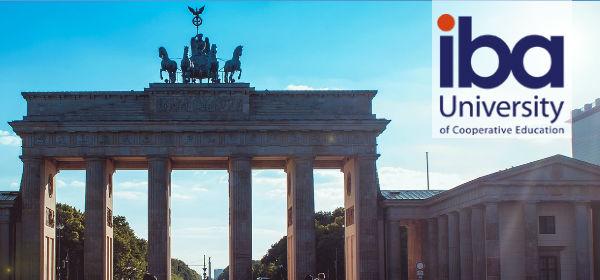 iba - Duales Bachelor Studium Berlin - Willkommen