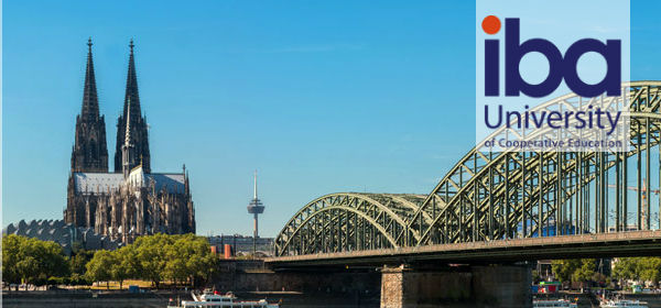 iba - Duales Bachelor Studium Köln - Willkommen